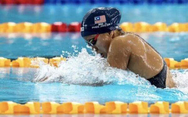 Jinq En berjaya capai misi di Olimpik Tokyo