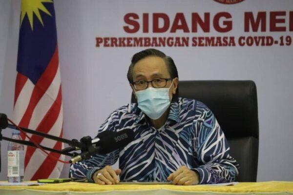 Lebih separuh remaja Sabah terima dos pertama vaksin COVID-19