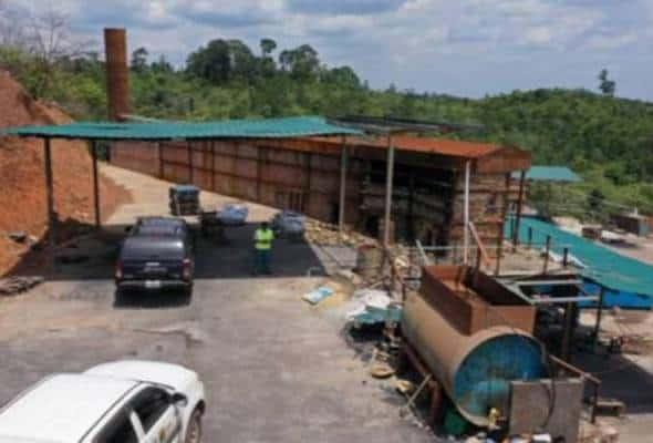 JAS syor roboh kilang haram e-sisa di kampung Orang Asli
