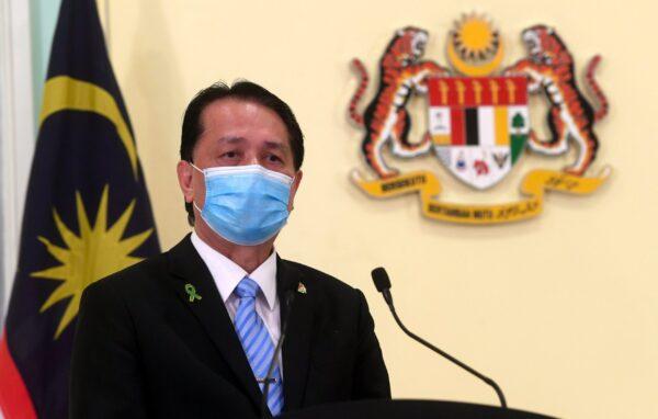 10,915 kes baharu COVID-19 semalam, Sarawak kekal tertinggi – Dr Noor Hisham